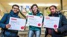 Uni Münster: DGB-Jugend setzt sich für gute Studienbedingungen ein