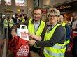 Natürlich ist auch die Geschäftsführerin der Region Dortmund-Hellweg mit dabei.
