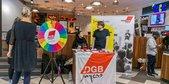 Informationsstand für bessere Studienbedingungen der DGB-Jugend
