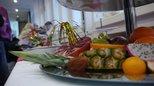 Essen in der Pause: Grünes Wachstum & Nachhaltigkeit: Chancen für Arbeit & Wirtschaft