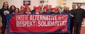 Jahresabschluss-Sitzung des ver.di-Bezirksvorstand NRW-Süd