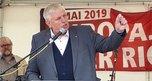 In Mönchengladbach ist NRW-Arbeitsminister Karl-Josef Laumann Festredner.
