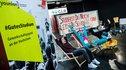 Action gegen Ängste im Studium: DGB-Jugend an der Uni Bielefeld