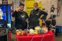 Infostand der DGB-Jugend an der Hochschule Rhein-Waal in Kleve