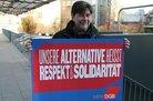 Die Schwerbehindertenvertreter setzen ein Zeichen gegen Rassismus und Ausgrenzung, für Respekt und Solidarität