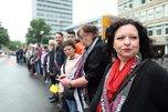 Die Ruhrgebietsstadt ist eine der fünf Hauptorte für die Menschenkette.