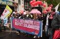 Erster Mai 2017 in Köln: Landeszentrale Kundgebung mit Ministerpräsidentin Kraft und Andreas Meyer-Lauber