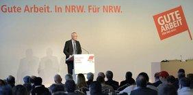 Andreas Meyer-Lauber auf der DGB-Bezirkskonferenz in Nordrhein-Westfalen 2013